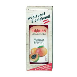 Holzhacker Sauna Aufgussöl Mango Papaya 75 ml
