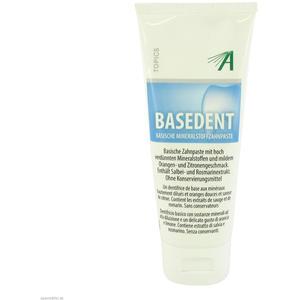 Schüßler Zahnpaste Base dent Adler Pharma 75 ml