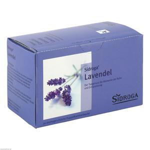 Sidroga Lavendel 20 Stk.