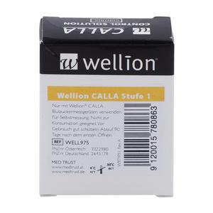 Wellion Calla Kontroll-Lösung 1 Stk. Nr. 2