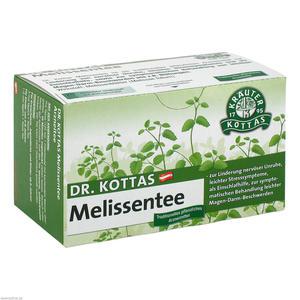 Dr. Kottas Melissentee 20 Stk.