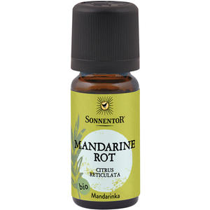 Sonnentor Mandarine rot ätherisches Öl 10 ml
