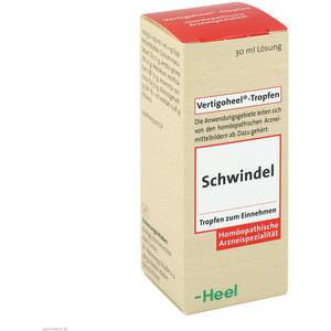 Vertigoheel 30 ml Tropfen