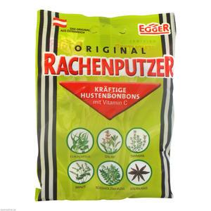 Egger Hustenbonbons Rachenputzer Echt 75 g
