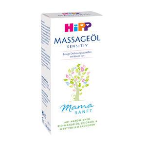 Hipp Mamasanft Massageöl 9700 100 ml