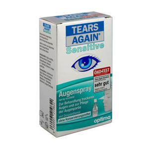 Tears Again Augen-Spray Sensitive 10 ml