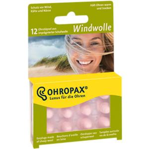 Ohropax Windwolle