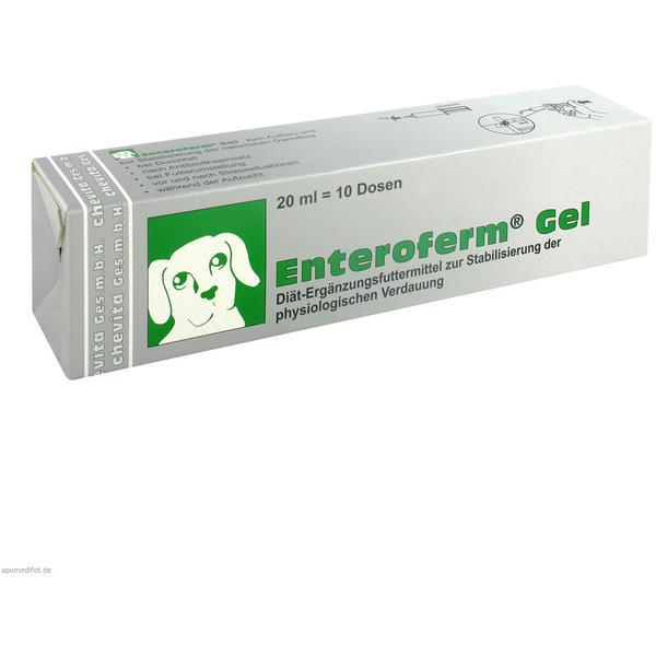 Enteroferm Gel Hund 20 ml
