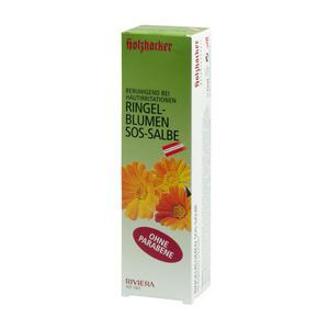 Holzhacker Ringelblumen Salbe SOS 75 ml