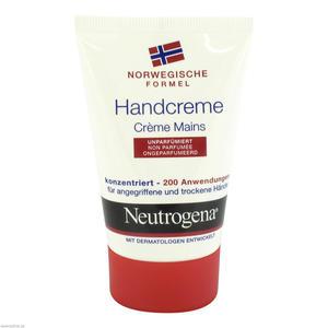 Neutrogena Norwegische Handcreme 50 ml Unparfümiert