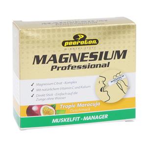 peeroton MAGNESIUM Professional Sticks Tropic Maracuja 20 Stk.