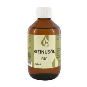 NPD Rizinus Öl Bio 250 ml