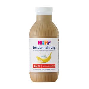 Hipp Sondennahrung Milch Banane 12 Stk.