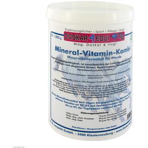 Doskar Pferd Minerale-Vitamine-Kombination 1 Kg