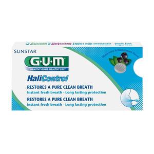 Gum Lutschtabletten Halicontrol zuckerfrei 10 Stk.