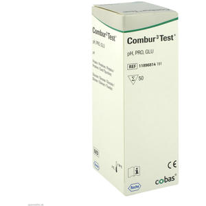 Combur Test-3 Roche 50 Stk.