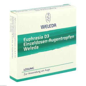 Weleda Euphrasia D 3 Augentropfen 10 ml