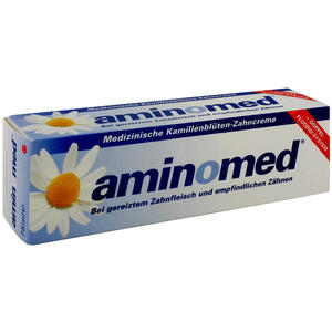 Zahnpasta Aminomed Kamillencreme 75 ml