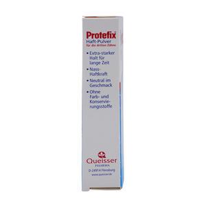 Protefix Haft-Pulver für die dritten Zähne - geschmacksneutral 50 g