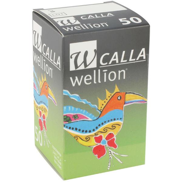 Wellion Calla Blutzucker Teststreifen 50 Stk.