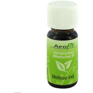 Apofit Ätherisches Öl Melisse Indicum 10 ml
