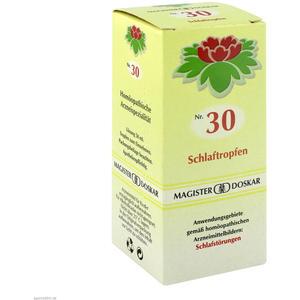 Doskar Tropfen 30 Schlaf 50 ml