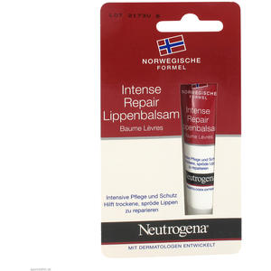 Neutrogena Norwegische Lippenbalsam Intense 15 g