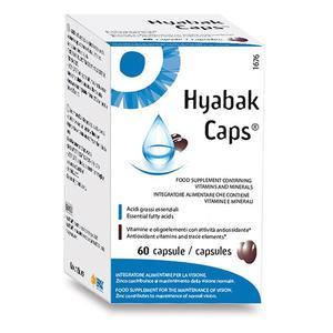 Hyabak Caps 60 Stk.
