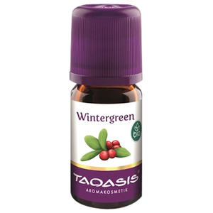 Taoasis Ätherisches Öl Bio Wintergreen 5 ml