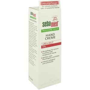 Sebamed Handcreme Trockene Haut UREA akut 5% parfümfrei