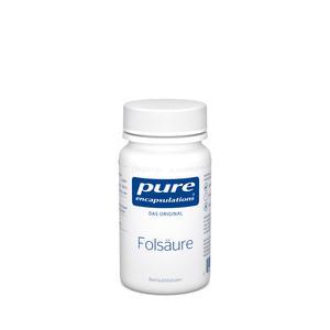 Pure Encapsulations Folsäure Kapseln 60 Stk.
