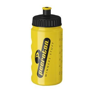 Peeroton Trinkflasche Gelb 500ml 1 Stk.