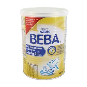Nestlé Beba Frühgeborenennahrung 2 400 g