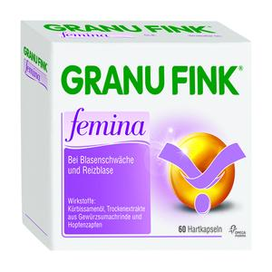 Granu Fink Hartkapseln 60 Stk. Femina