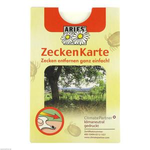 Aries Zecken Karte 1 Stk.