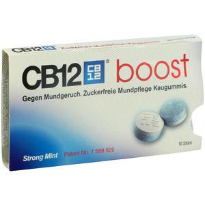 CB12 Boost Kaugummi 10 Stk.
