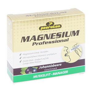 peeroton MAGNESIUM Professional Sticks Johannisbeere 20 Stk.