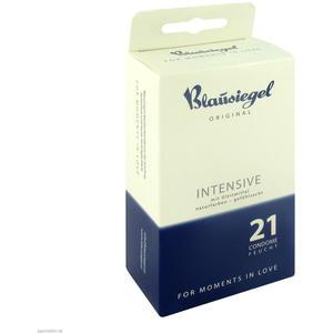 Kondom Blausiegel Intensiv 21 Stk.