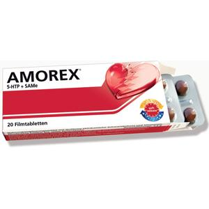 Amorex Filmtabletten 20 Stk.
