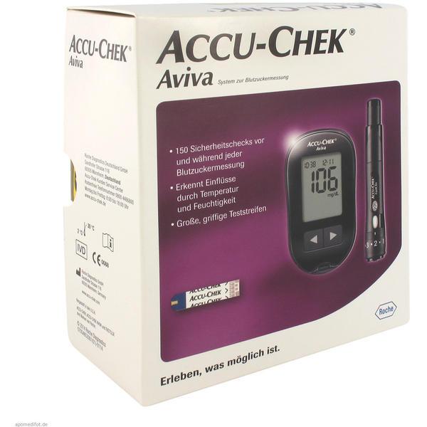Roche Accu-chek Aviva Set Kpl 1 Stk.