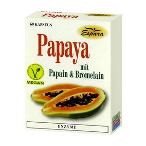Espara Papaya Kapseln 60 Stk.