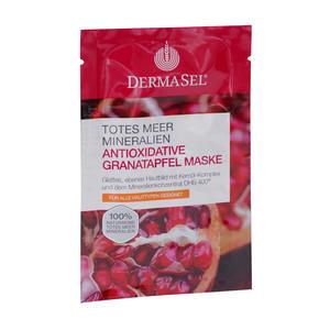 Dermasel spa Totes Meer Maske 12 ml Granatapfel