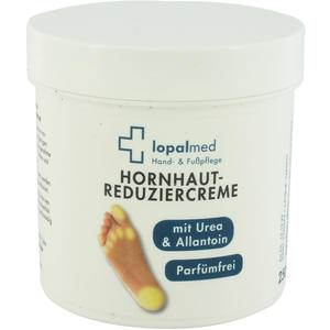 Lopalmed Hornhaut Reduzier-Creme 250 ml