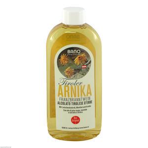 Bano Tiroler Franzbranntwein Arnika 250 ml