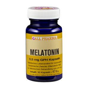Gall Pharma Melatonin 0 30 Stk.