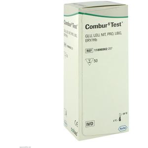 Combur 6 Test HC Teststreifen 50 Stk.
