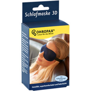 Ohropax Schlafmaske 1 Stk.