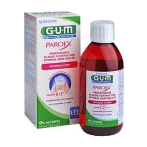 Gum Paroex Chx 0,12% ohne Alkohol 300 ml