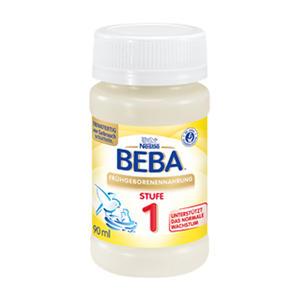 Nestlé Beba Frühgeborenennahrung 1 flüssig 90 ml 32 Stk.
