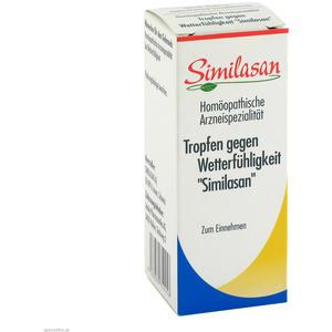 Similasan Tropfen gegen Wetterfühligkeit 50 ml